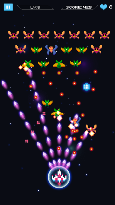Galaxy Attack - Space Shooter screenshot 5