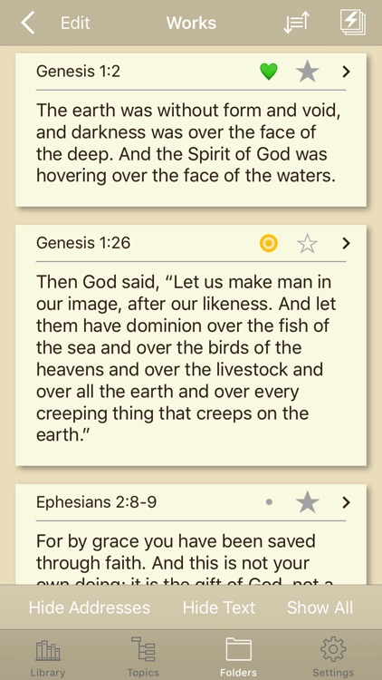 Bible Memory Verses screenshot-3