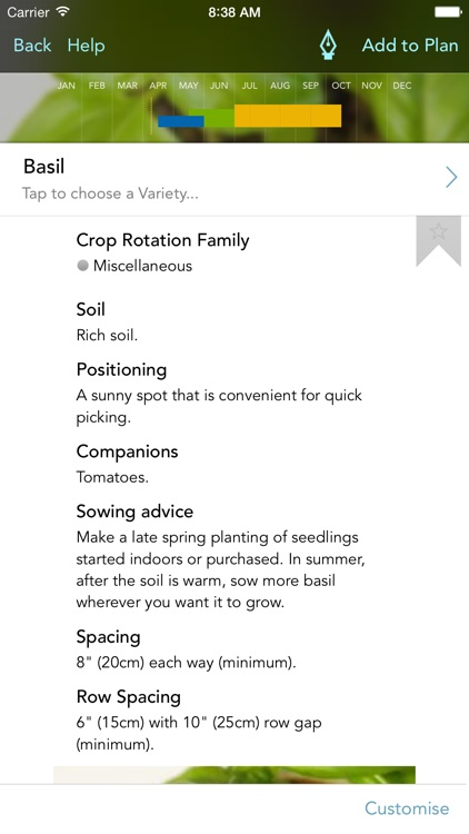 Grow Planner screenshot-4