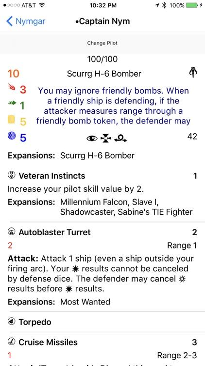 Aurora Squad Builder screenshot-4