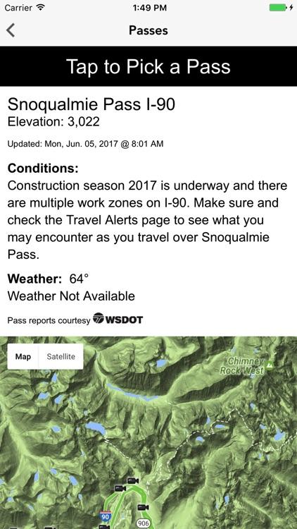 Seattle Traffic screenshot-4