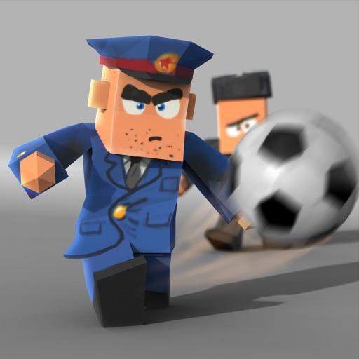 Jail Football - Soccer Maniacs