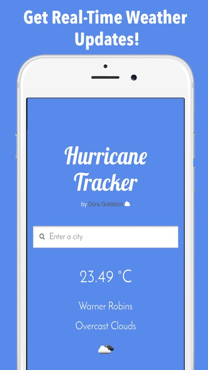 Hurricane Tracker Plus