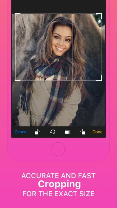 Beauty Filter: Retouch Selfie screenshot three