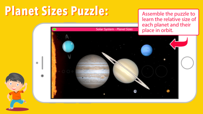 Planets of the Solar System! screenshot 3