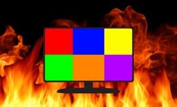 TV Burn-in Tester