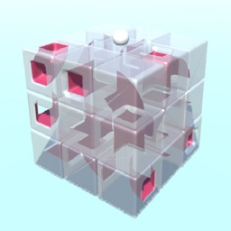 Cube 3D - Ball Puzzle