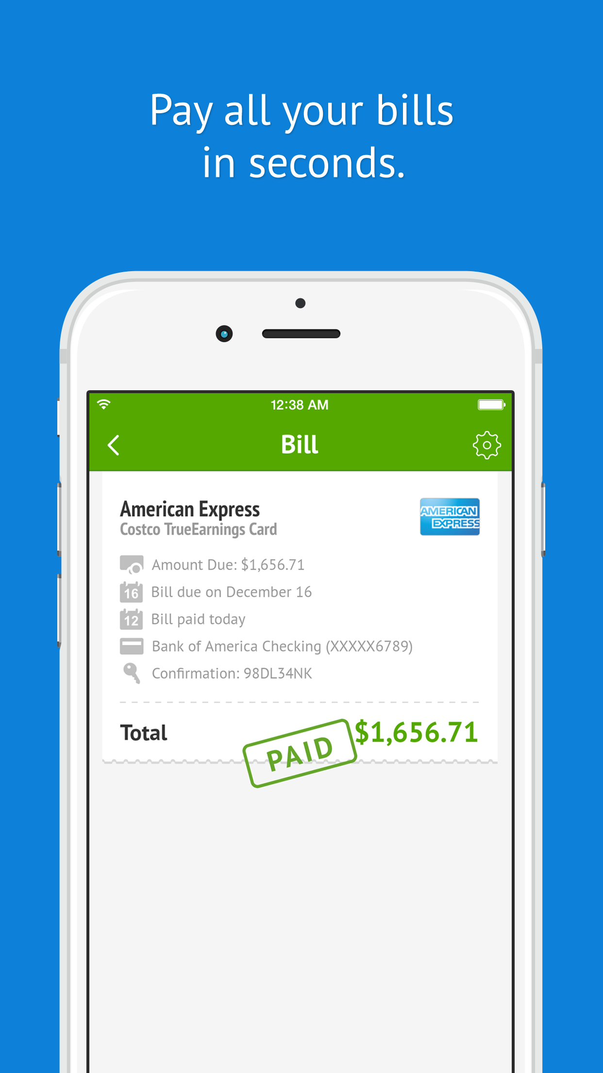 Prism Bills & Money Screenshot