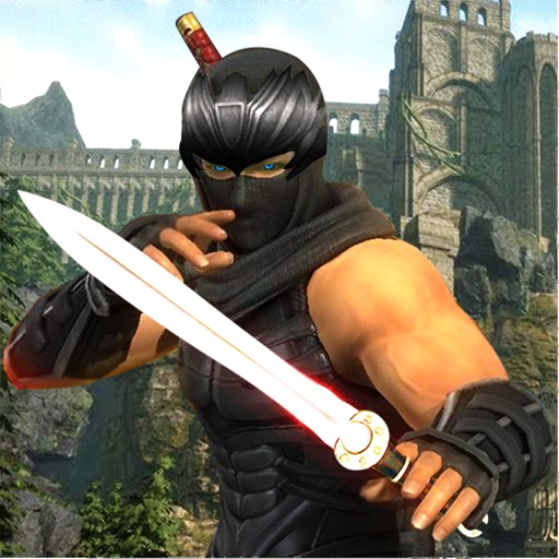 Ninja Shadow Assassin Hero iOS App