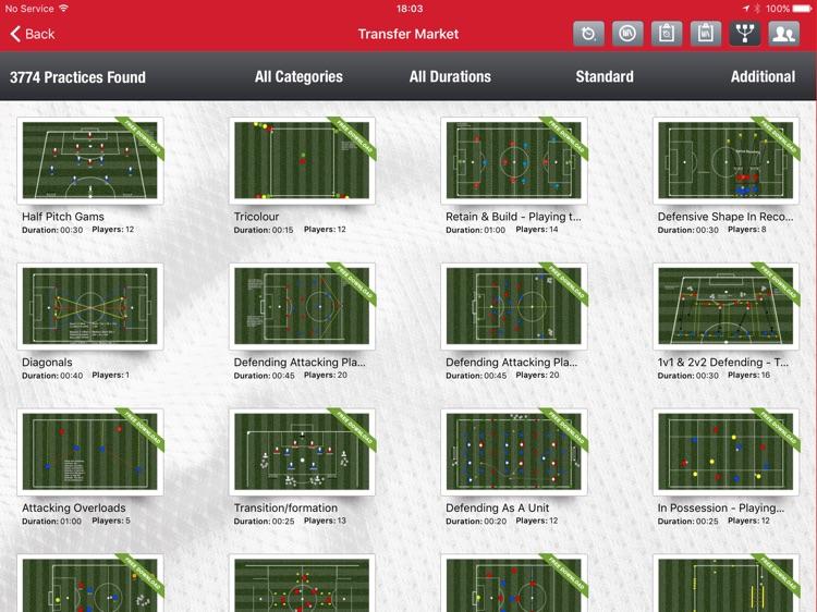 i-Drills Football screenshot-4