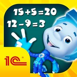 Математика для детей Фиксики