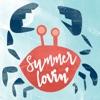 夏とビーチステッカー - iPhoneアプリ