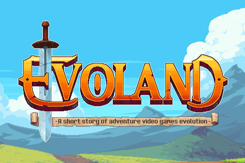 Скриншот из Evoland