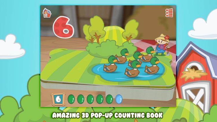 Farm 123 - Learn to count! screenshot-0