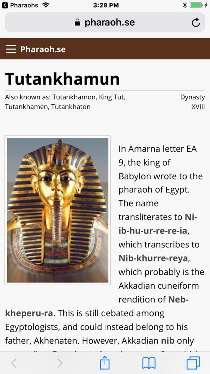 Pharaohs of Egypt screenshot-6