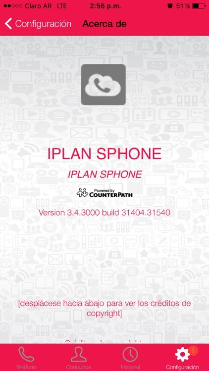 SPHONE IPLAN screenshot-4