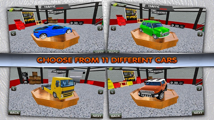 Real Traffic Racer 3D screenshot-1