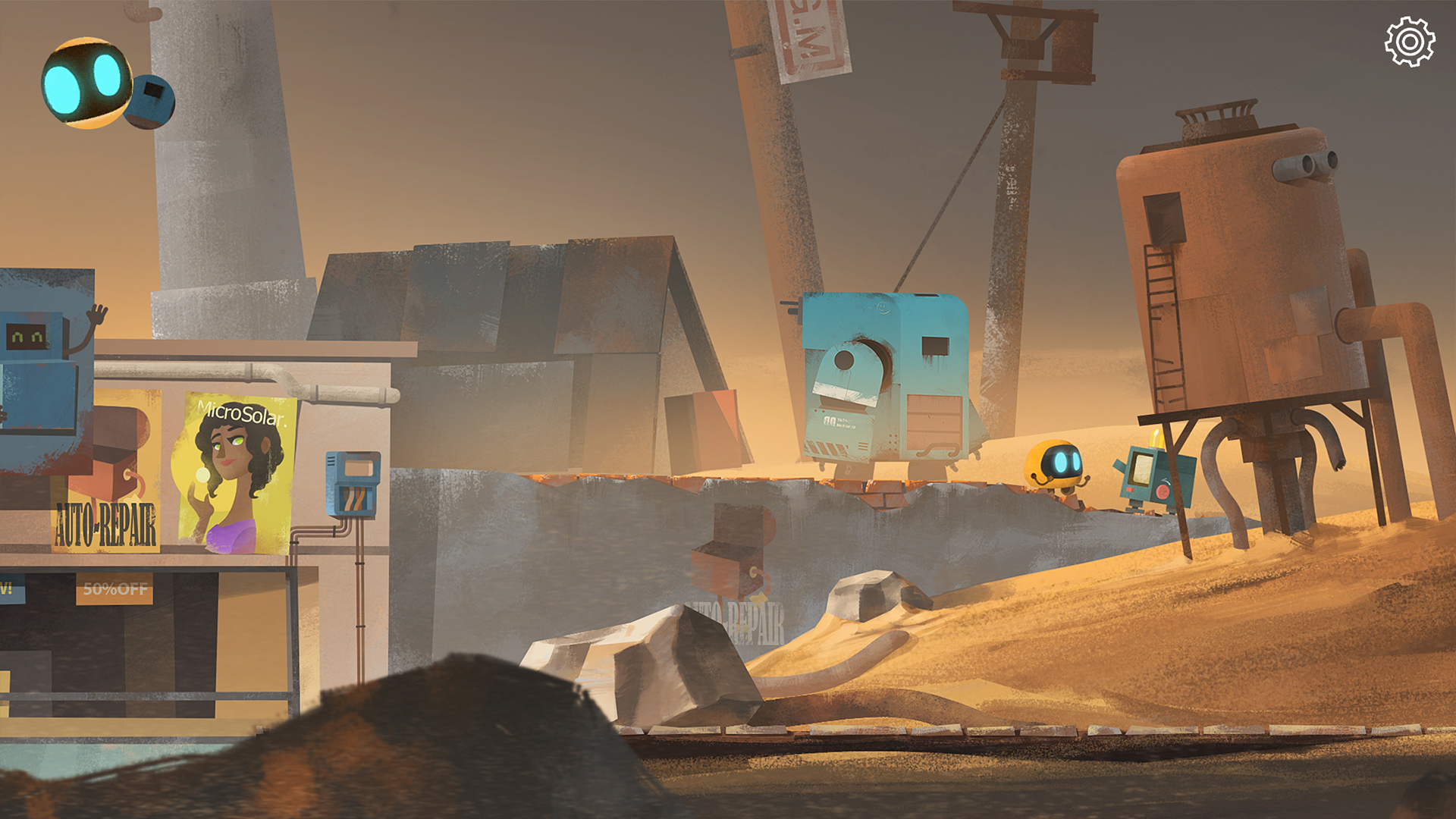 Abi: A Robot's Tale screenshot 14