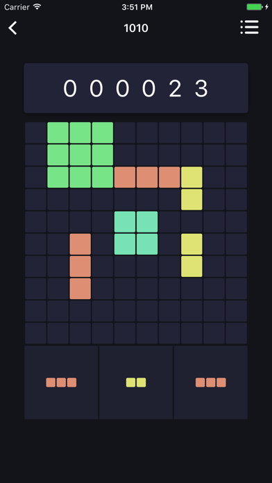 Puzzle League screenshot two