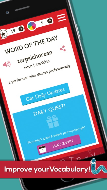 Word Trek - Word Block Puzzles screenshot-4
