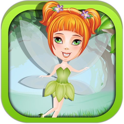 Fairy Princess-Playground Jumping Party Balloon See Saw Mania