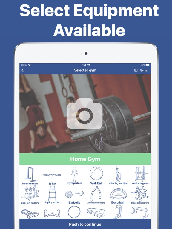 gymster gym tracker macros app price drops