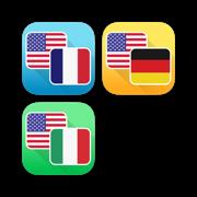 Languages of Switzerland: French, German and Italian Translator Bundle