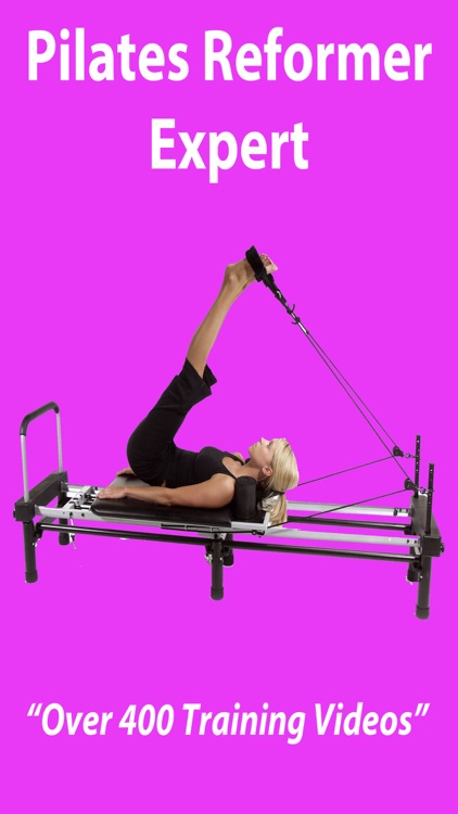 Pilates Reformer Expert screenshot-0
