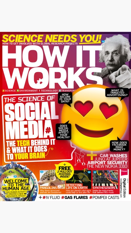 How It Works Magazine: Science and technology screenshot-0