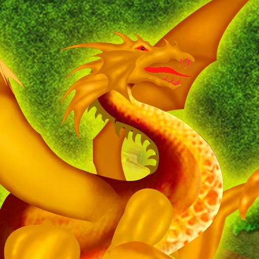 Fire Angry Dark Dragons Quest : The Flight over the Kingdom under attack - Free Edition iOS App