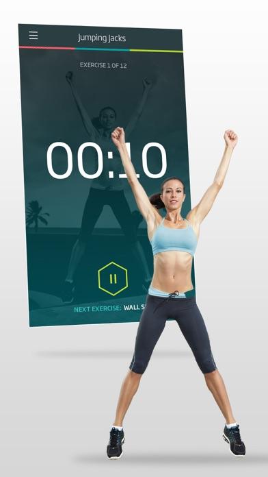 7 Minute Workout Fat Burner app image