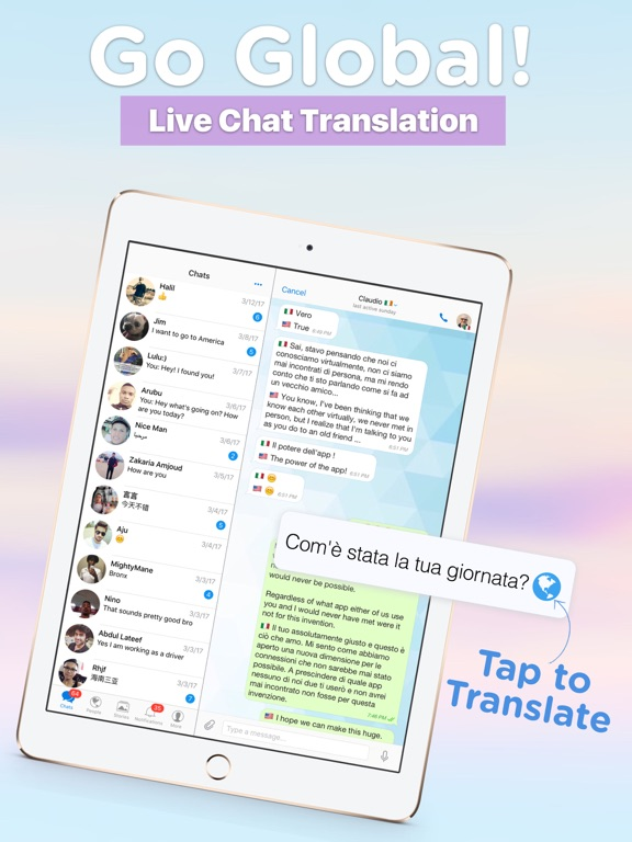 Fuzd Chat & Meet new people.-ipad-2
