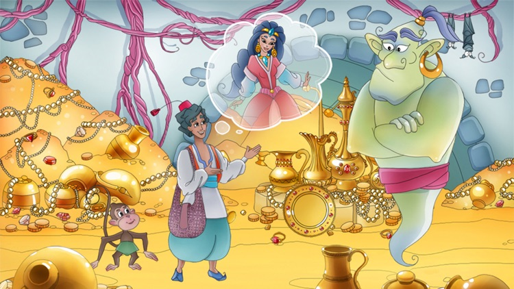Aladdin & The Magic Lamp screenshot-4