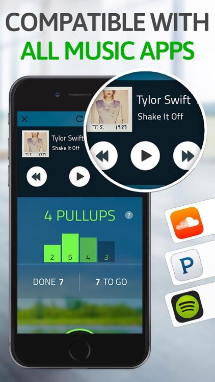 Pull ups: 20 pull-ups trainer screenshot-3