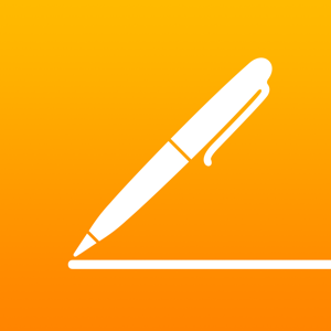 Pages Productivity app