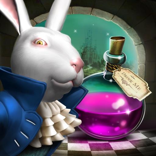 Alice in Wonderland AR match-3