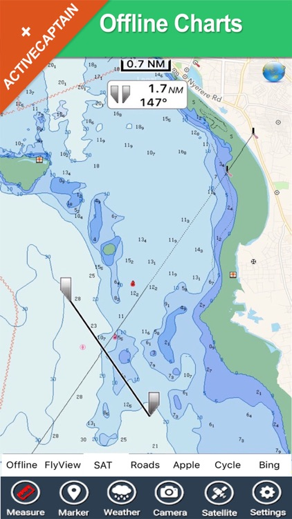 Zanzibar - GPS Map Navigator