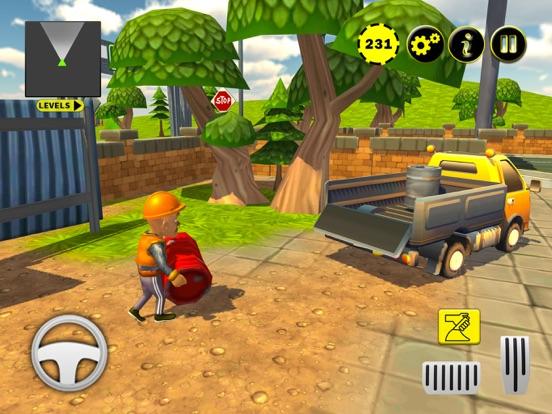 Heavy Construction Machines 3D screenshot 7
