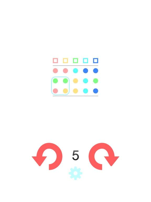 Dot - Aline Same Color Dots screenshot 9