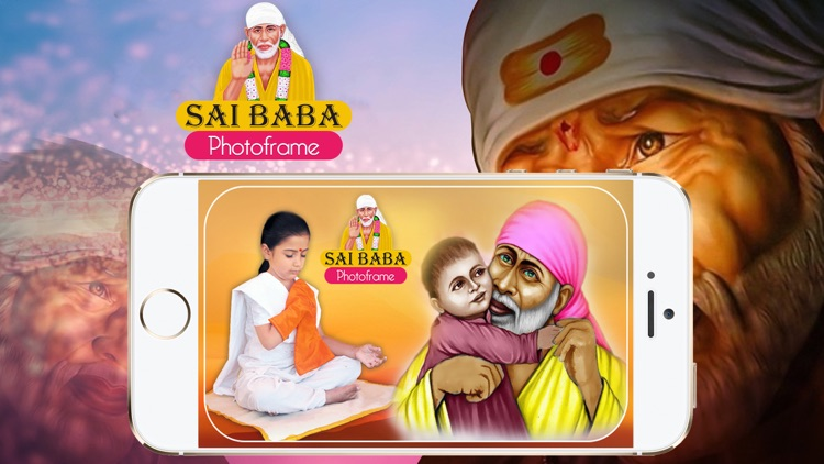 Sai Baba Photo Frames screenshot-3