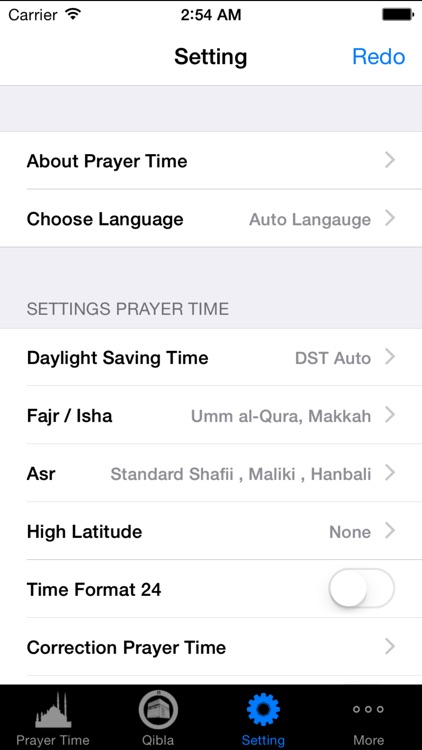 Prayer Time Pro(مواقيت الصلاة) screenshot-3