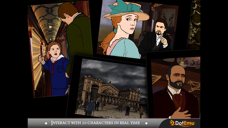 The Last Express screenshot-3