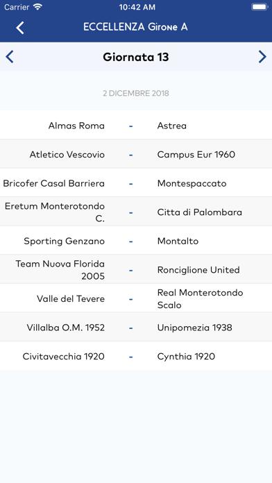 iLND Lazio screenshot four
