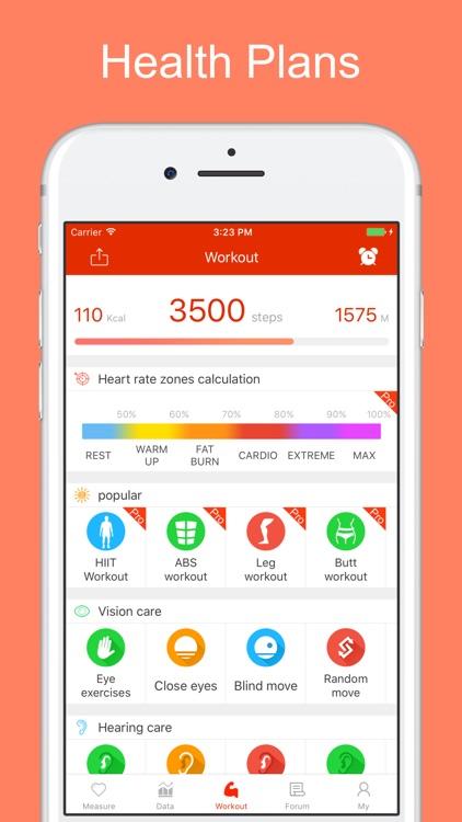 iCare Health Monitor screenshot-3