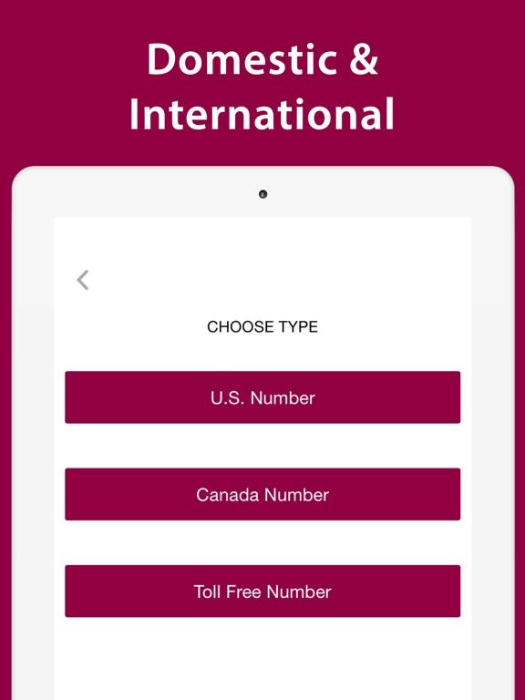 iPlum: US numéro de téléphone