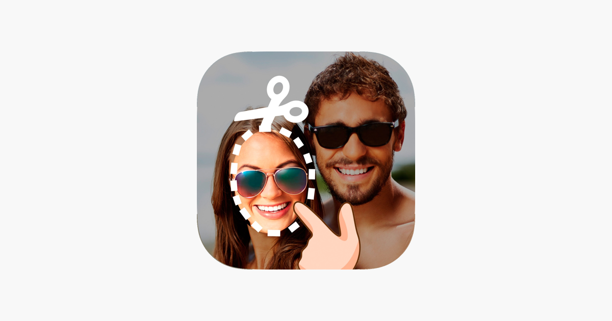 приложение чтобы вставлять лица в фото несёт себе