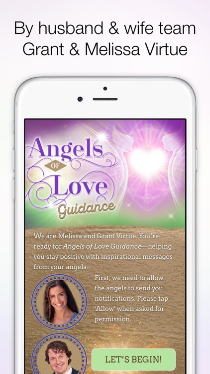 Angels of Love Guidance - Melissa and Grant Virtue screenshot-4