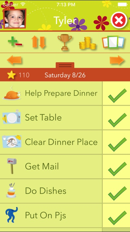 Chore Pad: Chores & Rewards, Beautifully Themed