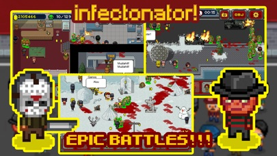 Screenshot #6 for Infectonator