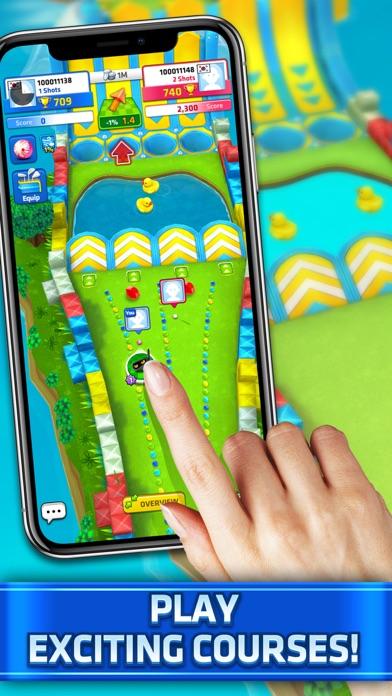 Mini Golf King - Multiplayer Screenshot 2